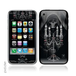 iPhone Sticker Anne Stokes - candelabra