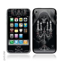 iPhone Sticker Anne Stokes - candelabra 001