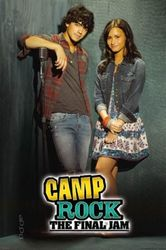 Poster Camp Rock 2 - couple