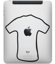 iPad Tattoo Shirt 001