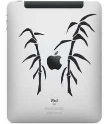 iPad Tattoo Bambus