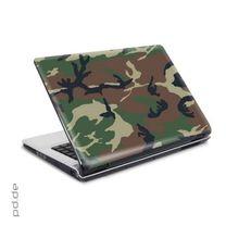 "Laptop Sticker 15,4"" Camouflage - Tarnmuster 001"