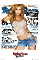 Poster Rolling Stone Cover - Jessica Alba 001