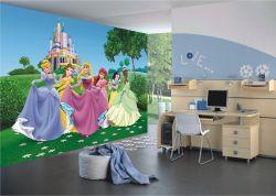 Vliestapete Disneys Prinzessinnen 2 – Bild 1
