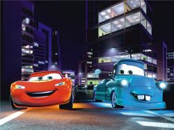 Vliestapete Cars - Friends 2 – Bild 2