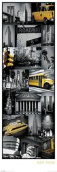 Poster New York - collage