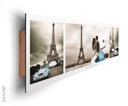 Deco Panel Paris - triptych – Bild 2