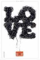 Poster Love tape 001