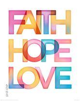 Poster Faith Hope Love 001