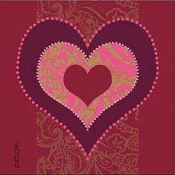 Wandaufkleber 3er Set Liebe und Herzschmerz – Bild 3