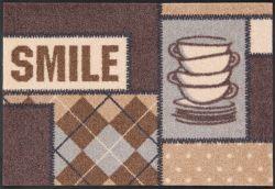 Fußmatte Relaxen und lächeln – Bild 1