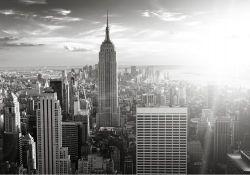 Vliestapete Manhattan - Empire State Building – Bild 2