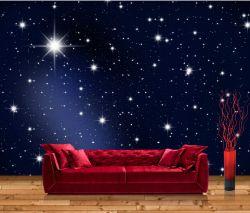 Vliestapete Sternenhimmel – Bild 1