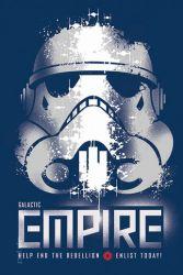 Poster Star Wars Rebels - Empire