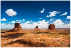Vliestapete Monument Valley – Bild 1