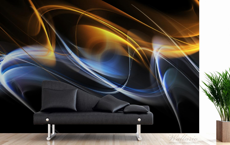 Vliestapete Abstraktes Design – Bild 3