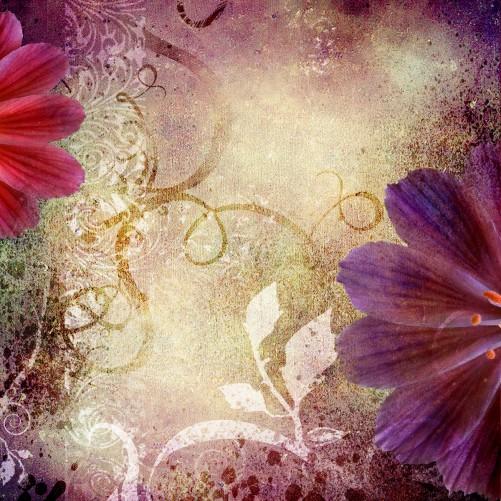 Möbelfolie Harmonien in pink – Bild 3