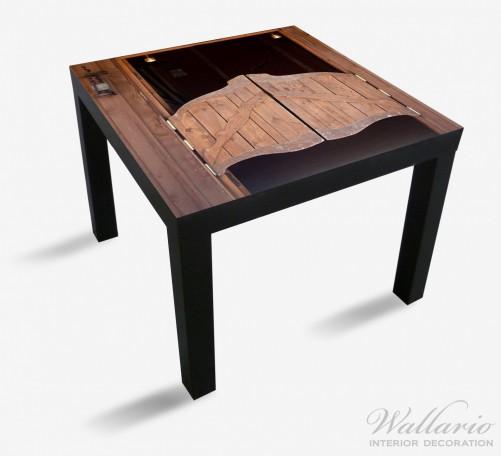 Möbelfolie Saloontür – Bild 1