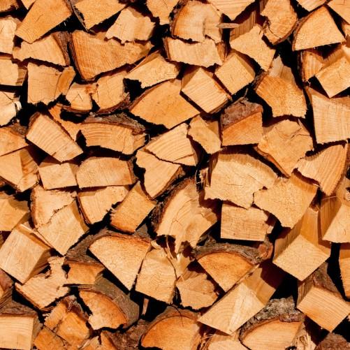 Möbelfolie Holzstapel gehackt - Holzscheite für den Kamin – Bild 3