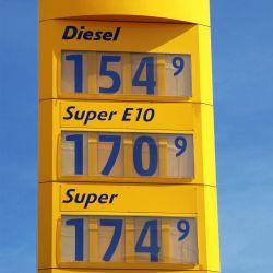 Möbelfolie Benzinpreistafel – Bild 3