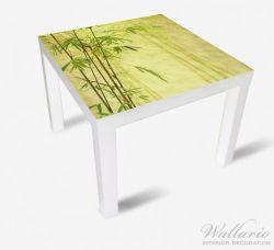 Möbelfolie Antiker Bambus – Bild 2