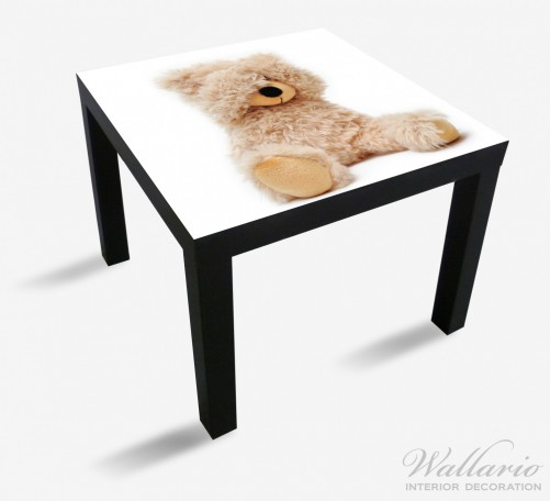 Möbelfolie Süßer Teddybär – Bild 1