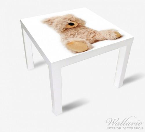Möbelfolie Süßer Teddybär – Bild 2