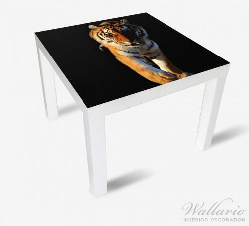 Möbelfolie Laufender Tiger – Bild 2