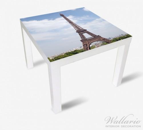 Möbelfolie Eiffelturm in Paris – Bild 2