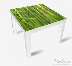 Möbelfolie Grüner Bambuswald – Bild 2