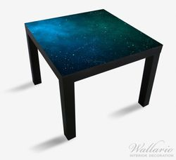 Möbelfolie Sternenhimmel - Milchstraße und Sterne bei Nacht – Bild 1