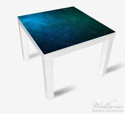 Möbelfolie Sternenhimmel - Milchstraße und Sterne bei Nacht – Bild 2