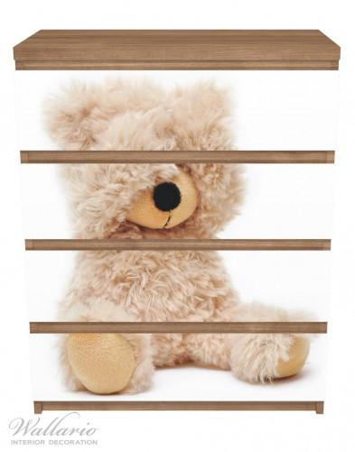 Möbelfolie Süßer Teddybär – Bild 3