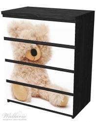 Möbelfolie Süßer Teddybär – Bild 4