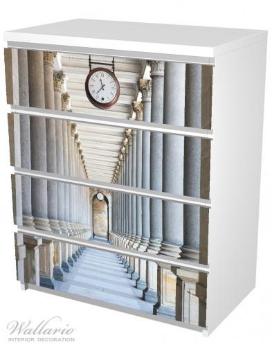 Möbelfolie Säulengang – Bild 5