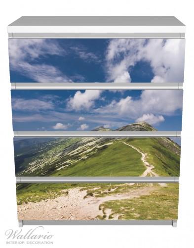 Möbelfolie Alpenluft – Bild 2