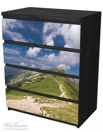 Möbelfolie Alpenluft – Bild 4