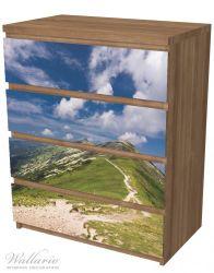 Möbelfolie Alpenluft – Bild 6