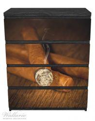 Möbelfolie Zigarre am Abend – Bild 1