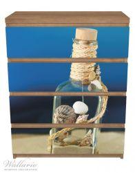 Möbelfolie Flaschenpost vom Meer – Bild 3