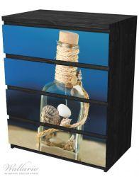 Möbelfolie Flaschenpost vom Meer – Bild 4