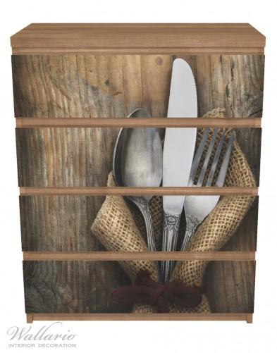 Möbelfolie Besteck Set – Bild 3