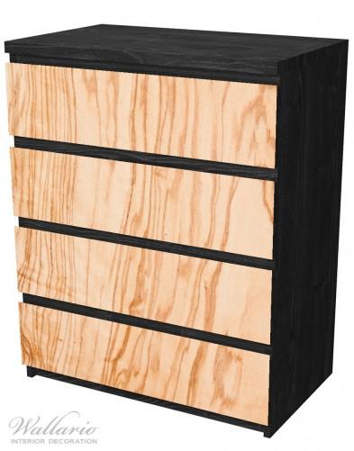 Möbelfolie Holzmuster - Oberfläche mit Holzmaserung VI – Bild 4