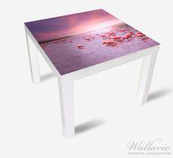 Möbelfolie Rosa Flamingos bei Sonnenuntergang – Bild 2