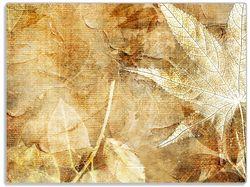 Glasunterlage Herbstlaub – Bild 1