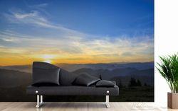 Vliestapete Sonnenaufgang über dem Schwarzwald – Bild 3