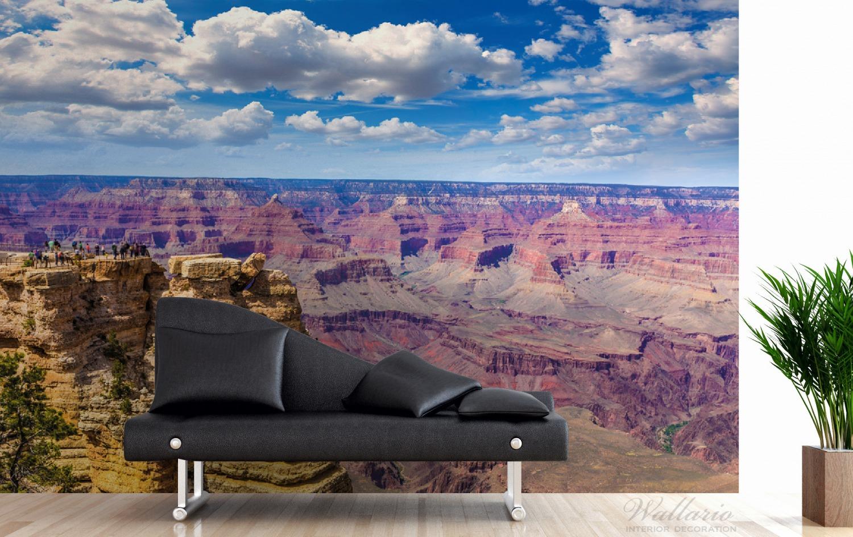 Vliestapete Felsenschlucht im Grand Canyon Park Arizona – Bild 3