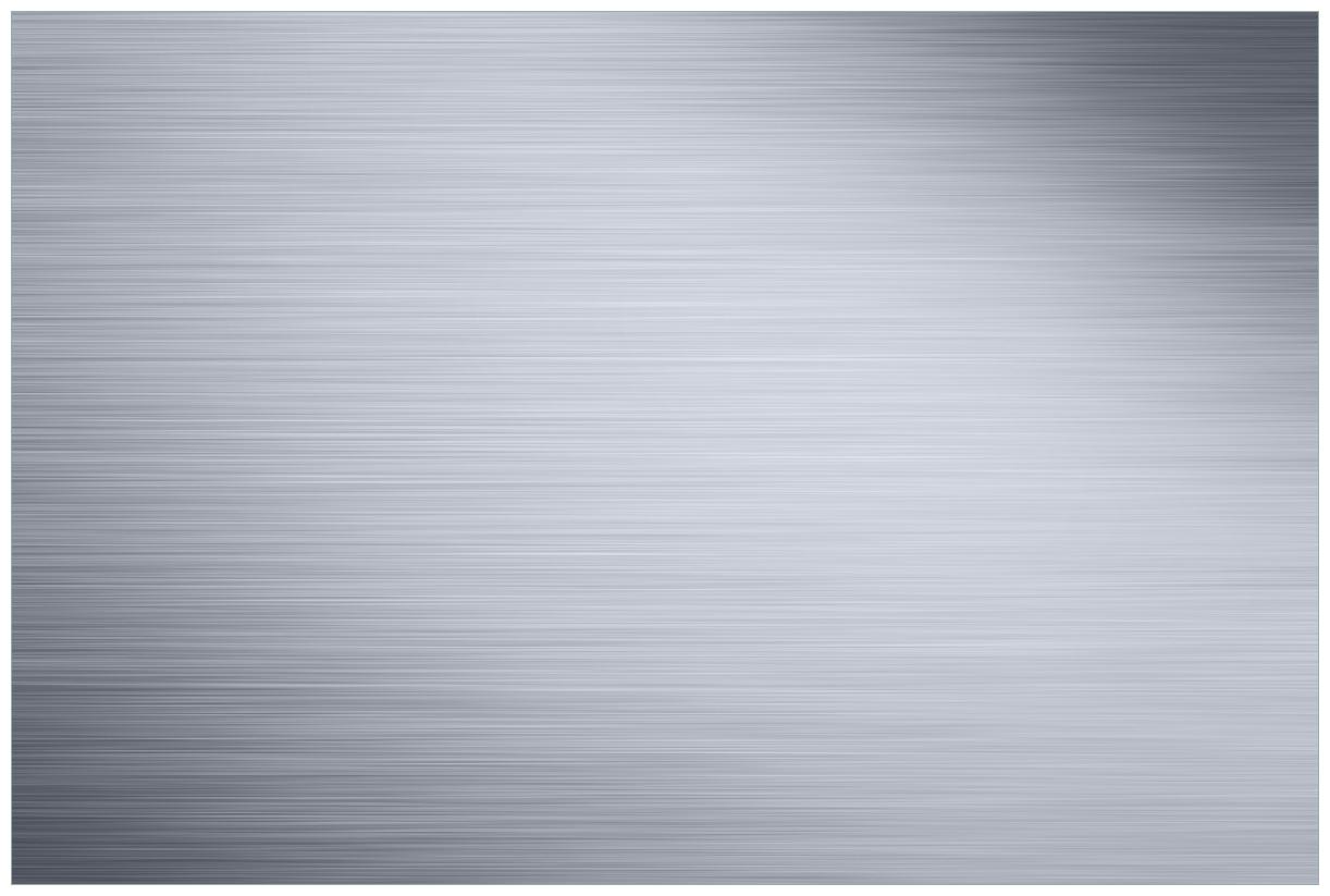 Vliestapete Aluminium-Optik Metall-Optik Streifen – Bild 1