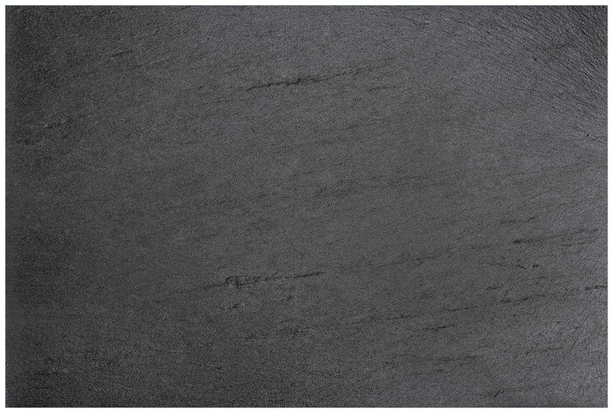 Vliestapete schwarze schiefertafel optik steintafel - Schiefertafel wand ...