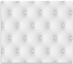 Herdabdeckplatte Weiße Ledertür – Bild 1